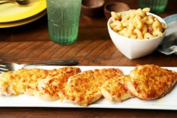 Mayonnaise Chicken Breasts