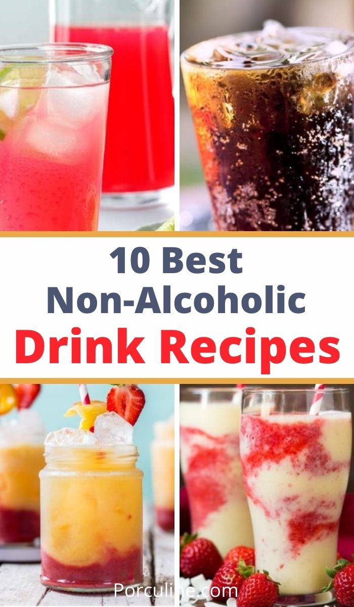 Non Alcoholic Drink Recipes