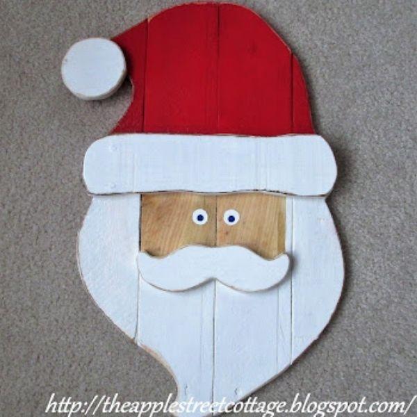 Santa Clause Decor