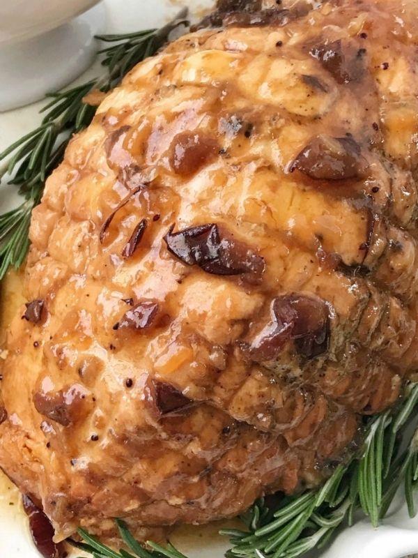 Cranberry Turkey Breast Recipe