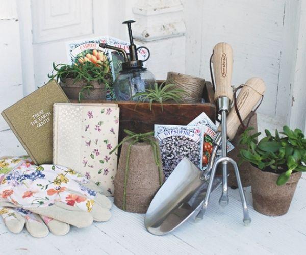 Gardener's Easter Basket