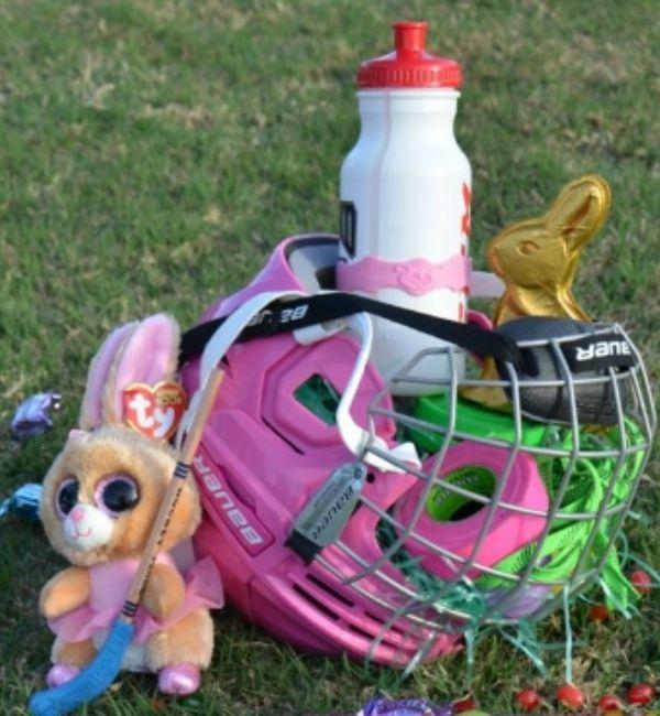 Hockey Easter Basket