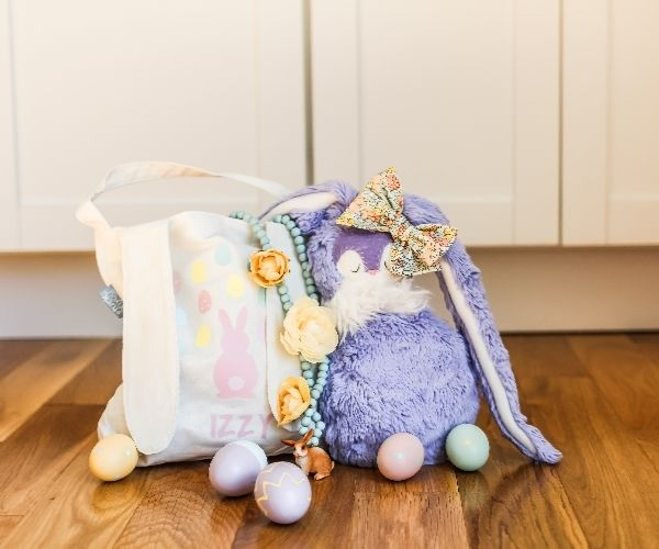 Non-Candy Easter Basket