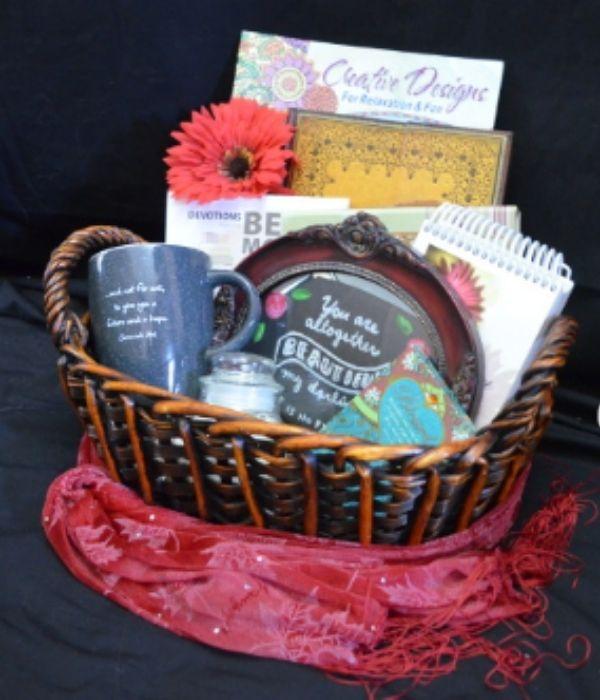 Prayer Easter Basket