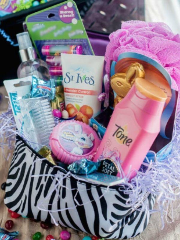 Teen Girls Easter Basket