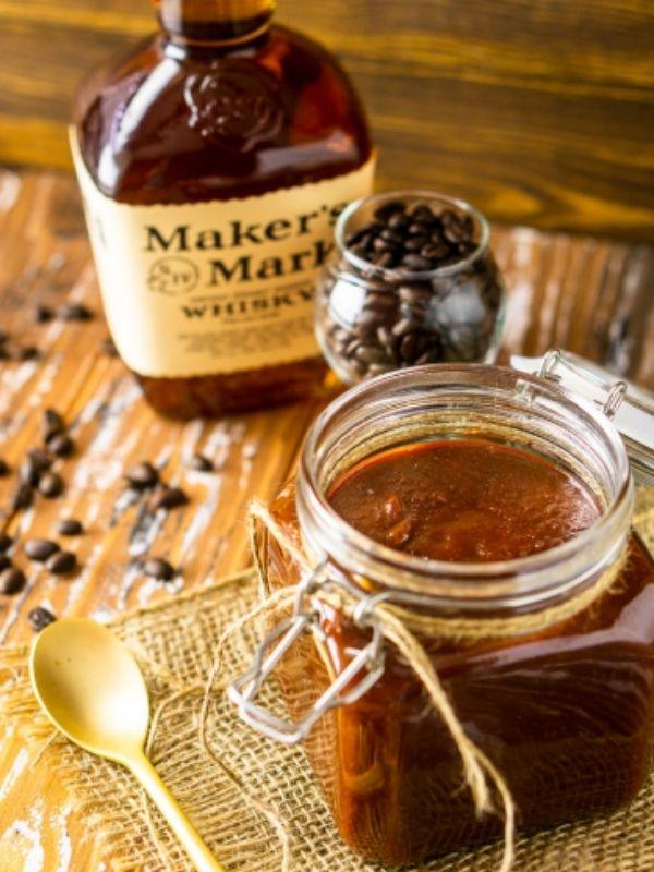 Coffee Bourbon BBQ Sauce