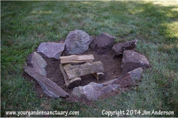 Easy & Cheap DIY Fire Pit