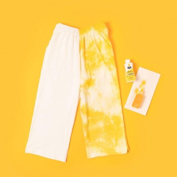 Tie Dye Linen Pants