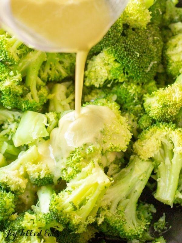 Lemon and Garlic Broccoli