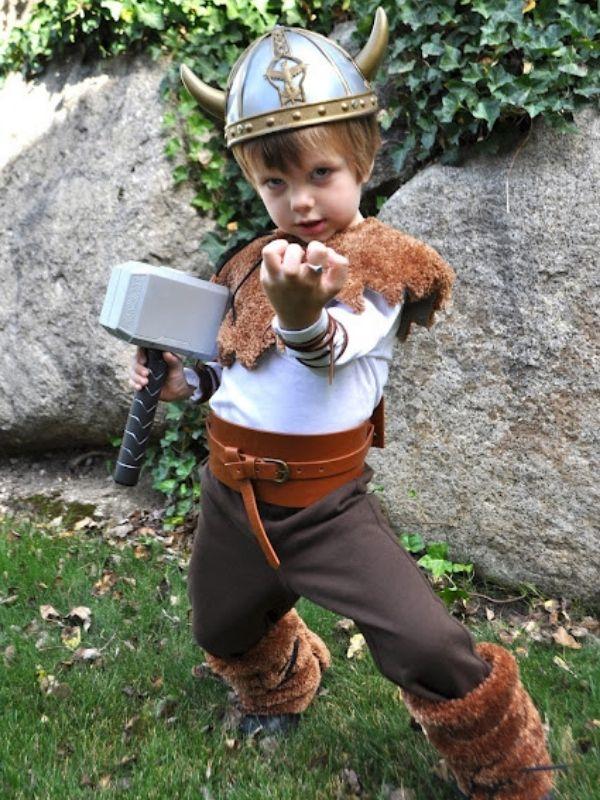 Viking Kids Costume