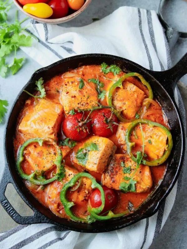 Salmon Stew